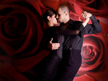 Ballroom and Latin American Dance Experience for Two