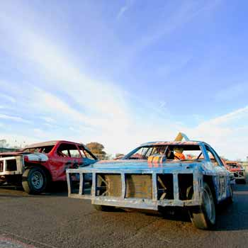 Example of Stock Car Racing Experience Days