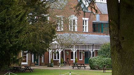 10% off Hotel Escape with Dinner for Two at Coulsdon Manor Hotel and Golf Club