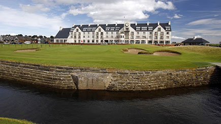 10% off Hotel Escape with Dinner for Two at Carnoustie Golf Hotel and Spa