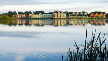 10% off Hotel Escape with Dinner for Two at De Vere Cotswold Water Park