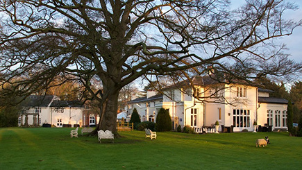 10% off Hotel Escape with Dinner for Two at Hallmark Hotel Llyndir Hall