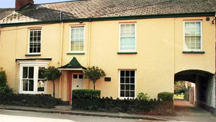 10% off Two Night Hotel Escape for Two at Heron House, Devonshire