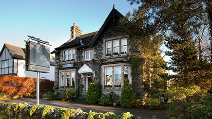 Two Night Boutique Escape for Two at The Howbeck Hotel