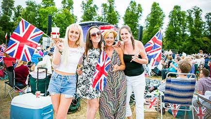 10% off Battle Proms Classical Summer Concert for Two with Prosecco