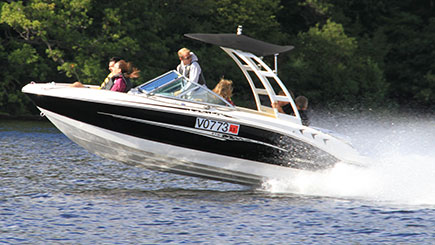 30 Minute Luxury Boat Tour of Loch Lomond for Two