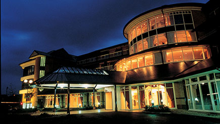 10% off Hotel Escape with Dinner for Two at Hallmark Derby Mickleover Court