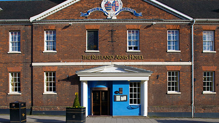 10% off Hotel Escape with Dinner for Two at Rutland Arms Hotel, Suffolk