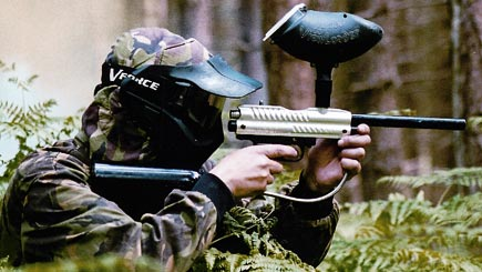 Paintballing for Two in Glasgow