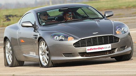 Aston Martin Thrill in Upper Heyford