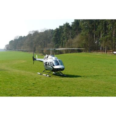 25-35 Minute Extended Helicopter Flight for Two Special Offer
