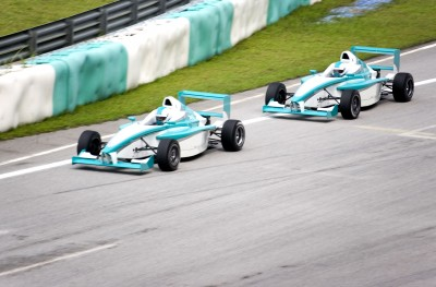 Example of a F1 Single Seater Driving Experience Day